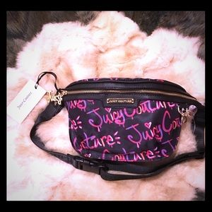 Juicy couture fanny pack NWT